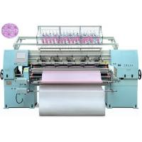 Buy cheap L3800*W1300*H1700mm Computerized Chain Stitch Quilting Machine For Bed Sheet from wholesalers