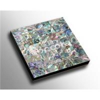 Buy cheap Abalone shell tile from wholesalers