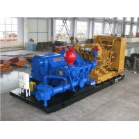 Buy cheap HDD Drilling Rig Drilling Mud Pump High Hardness Excellent Corrosion Resistance product