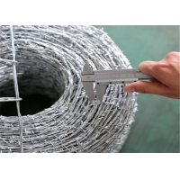 Buy cheap Agriculture 2.5mm Galvanized Barbed Wire from wholesalers