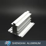 Buy cheap Powder Coated White Nigeria Market Aluminum Profile Frames to Make Doors from wholesalers