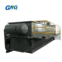 Buy cheap Wastewater DAF Unit / Dissolved Air Flotation Clarifier For Oily Dairy And Gas from wholesalers