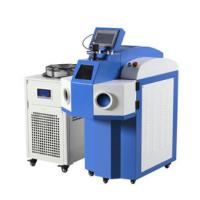 Buy cheap High proformance Automatic Metal Alloy Jewelry Necklace Laser Spot Welding Machine from wholesalers