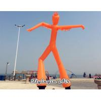 Buy cheap Wholesale Mini Inflatable Sky Desktop Air Dancer / Dancing Man / Air Dancer from wholesalers