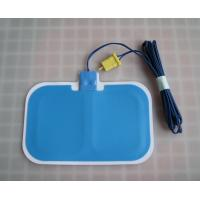 Buy cheap reusable/disposable Grounding pad with 2.8m cable wire(6.3MM plug), adult compatible with ERBE,high quality&low price from wholesalers