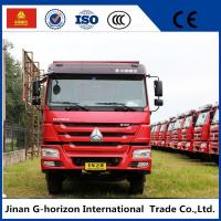 Buy cheap 371hp 40 Ton 8x4 Heavy Load Tipper Truck Commercial For Stone Transmision from wholesalers