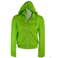 Buy cheap Adult Mens Knitted Sweaters , Outdoor Breathable Ladies Blouson Spring Sport Jackets Green product