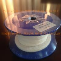 Buy cheap Pure PTFE Packing with Oil from wholesalers