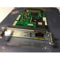 Buy cheap Cisco Router Modules HWIC-1FE Fast Ethernet Layer 3 WAN Interface Card from wholesalers