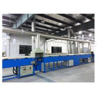 Buy cheap Hot Air Rubber Hose Production Line Continuous Vulcanizing Line With PLC Control from wholesalers