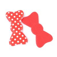 Buy cheap Customised Red  Fancy Hair Accessories Clips With Foam , Durable / Recycle from wholesalers