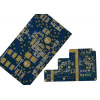 Buy cheap High TG 4 Layer  Rogers Ro3035 Pcb With 0.508 mm Material Used In  Microvawe And RF from wholesalers