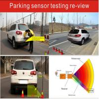 Buy cheap Parking Sensors assistance LED Wireless Car Reversing Aid Easy Install And Singal Stable product