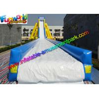Buy cheap ODM Big Commercial Inflatable Slide Water Splash For Summer Game from wholesalers