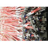 Buy cheap Color Coded Crimp 9 Pin Contact Micro-D Rectangular J30J Series with 200mm Wire Length from wholesalers