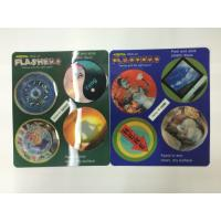 Buy cheap Disney Audit 3D Printing 3D Lenticular Stickers With PP PET Custom Design 0.45MM thick from wholesalers