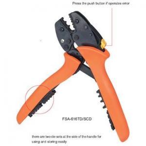 Buy cheap FSA Series Super Strength-Saving Ratchet Crimping Tools product