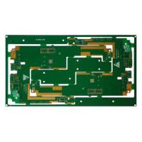 Buy cheap High Density Multilayer PCB Board 8 Layer Green Solder Mask 1oz Copper Thickness product