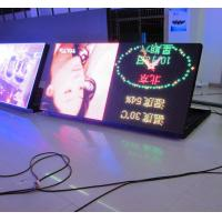 Quality High Definition P6 Front Service LED Display Wall Mounting With Meanwell Power for sale