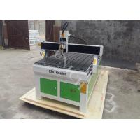 Buy cheap High precision 1200*2400mm working area cnc router wood with mach3 system from wholesalers