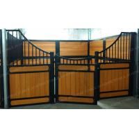 Buy cheap Mobile Field Horse Shelters Portable Horse Stable with sliding door from wholesalers
