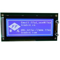 Buy cheap Dot Matrix Type STN Graphic LCD Display Module , 130*65mm Transflective LCD Module from wholesalers