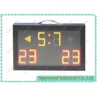 Buy cheap LED Portable scoreboard for volleyball from wholesalers