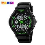Buy cheap skmei analog fashion digital watch men waterproof watches from wholesalers