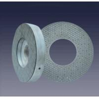 Buy cheap Easy Grinding Action Ceramic Bond Grinding Wheel , Flat Grinding Wheel Longer Tool Life from wholesalers