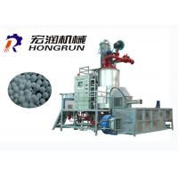 Buy cheap Batch Type Eps Pre Expander Machine , Expanded Polystyrene Machinery Anti product
