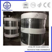 Buy cheap Customized Power Stainless Steel Fermentation Tank Rockwool Insulation Polished Surface from wholesalers