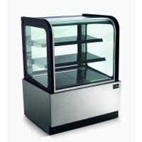 Buy cheap 1200MM Long Cafe Cake Display Fridge With Back Sliding Glass Door And LED Lights from wholesalers