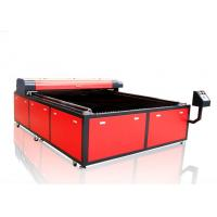 Buy cheap 300W Fabric Laser Cutting Machine , Multi Layer Automated Fabric Cutting Machine from wholesalers
