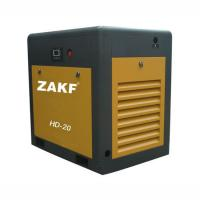 Buy cheap 20HP 15KW Yellow Direct Air Cooling Air Screw Compressor 2930 R/Min Motor Speed from wholesalers