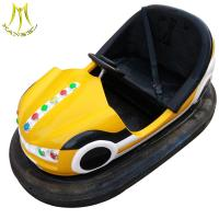 Buy cheap Hansel wholesale electronic game machine battery operated bumper cars from wholesalers