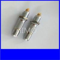 Buy cheap FGG-0B-305-CLAD52Z + EGG-0B-305-CLL Lemo 5 pins connector from Wholesalers