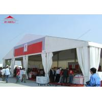 Buy cheap Customized Aluminum Structural Outdoor Event Tent / White Party Tent from wholesalers