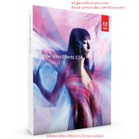 Buy cheap Adobe Key Code For After Effects CS6 32bit , After Effects cs6 Portable from wholesalers