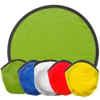 Buy cheap Solid Colors printing custom frisbee Pop up Frisbee with pouch product