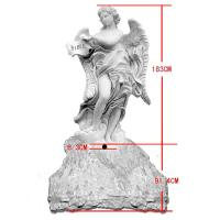 Buy cheap China 2015 Hot Selling Decorative Landscape high quality light weight cheap White Marble Stone Landscape stone from wholesalers