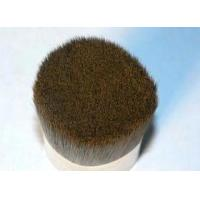 Buy cheap Tapered  Polyester Paint Brush Filament / Nylon Brush Filament For Brush from wholesalers