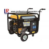 Buy cheap Air Cooled 5.5kw Portable Gasoline Generator with 188F 4 Stroke Engine Single Cylinder from wholesalers