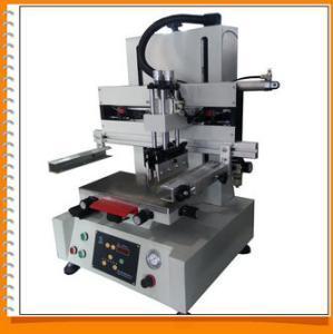 China Table Top Silk Screen Printing Machine (JQ2030F) on sale