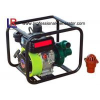 6hp diesel engine recoil start centrifugal water pump for for Diesel irrigation motors for sale