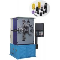 Buy cheap Coiling Spring Machine Low Noise , Spring Maker Machine With High Output from wholesalers