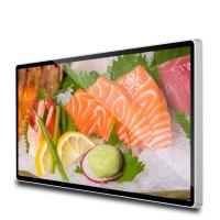 Buy cheap Indoor Dust Proof  Wall Mounted Digital Signage  Lcd Menu Board For Restaurant from wholesalers