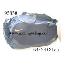 Buy cheap Travel bags/duffel bags 600D polyester 25inch black from wholesalers