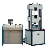 Buy cheap WEW-600B Universal Tensile Strength Tester , Computer Screen Strength Testing Machine product