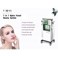 Buy cheap 7 IN 1 Salon Use Facial Hydro Dermabrasion Machine /Professional Portable Aqua Peel Spa Hydra Diamond Peeling Beauty Mac from wholesalers