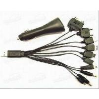 Buy cheap 10 in 1 USB Mobile Phone Charger, USB Car Charger from wholesalers